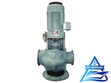 CSL Series Marine Vertical Double-suction Middle-opencentrifugal Pump