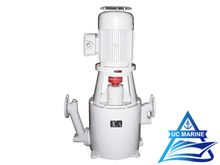 CLF Type Marine Self-suction Vertical Crushing Pump