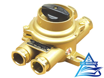 Marine Brass Switch TJHH402