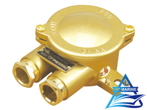 Marine Brass Junction Box TJJXH202