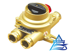 Marine Brass Switch with Indicator Light TJHHL402