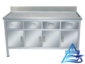 Marine Stainless Steel Working Table