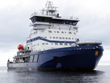 Finland Takes Delivery of LNG-Powered Icebreaker Polaris