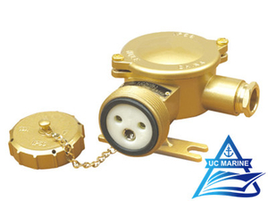 Marine Brass Socket TJCZH109