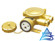 Marine Brass Socket TJCZH209
