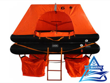 Fishing Vessels Throw-overboard Inflatable Liferaft