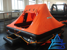 Throw-overboard Yacht Inflatable Life Raft