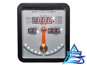Shipboard Electronic Inclinometer