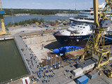 New Mein Schiff 2 Floated Out in Finland
