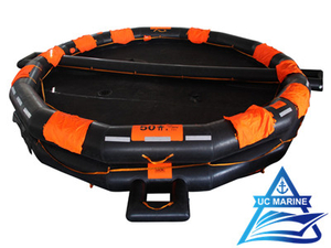 SOLAS Approved Open Reversible Inflatable Liferaft