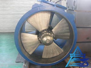 Z-Drive CPP Tunnel Thruster