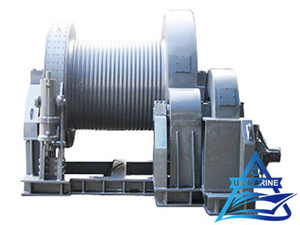 Winches for Engineering Vessel
