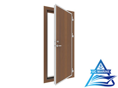 Marine Weathertight and Gas Tight Fire Rated Door