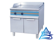 Marine Stainless Steel Electric Griddle