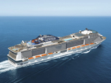 Switzerland MSC Cruises Unveils Name of New Mega Cruise Ship