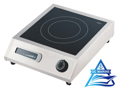 Shipboard Induction Cooktop